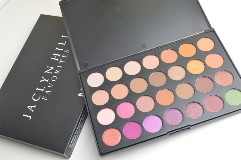 Morphe Brushes Jaclyn Hill Favorites Lidschattenpalette