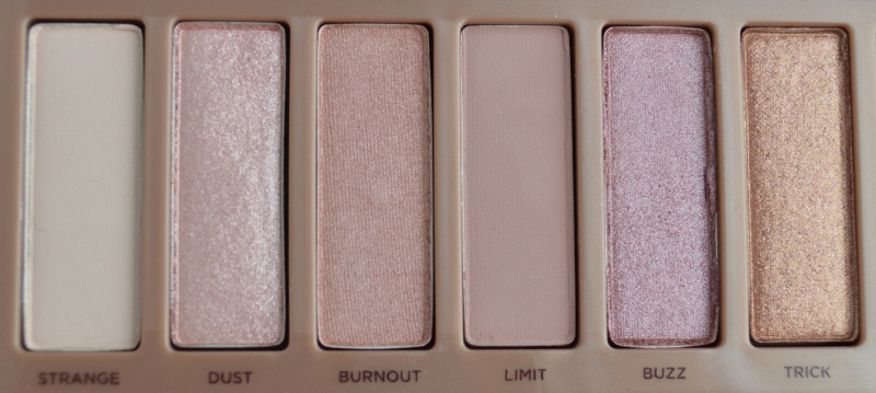 Urban Decay Naked 3 Lidschatten Review
