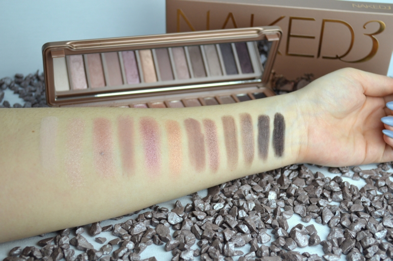 Urban Decay Naked 3 Swatches (1)