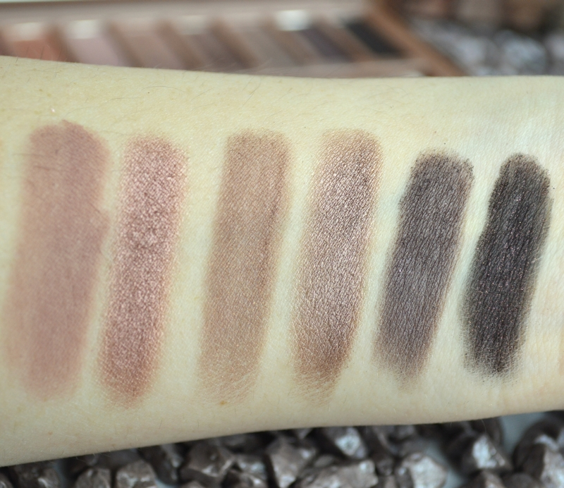 Urban Decay Naked 3 Swatches (3)