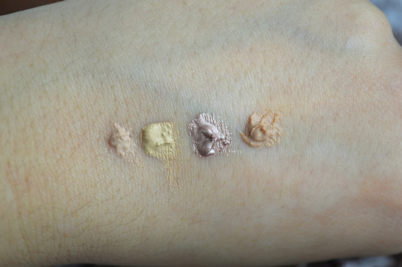 Urban Decay Naked 3 Swatches (4)