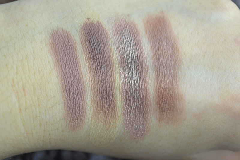 Urban Decay Naked 3 Swatches (6)