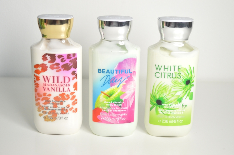 Haul März Bath & Body Works Bodylotion