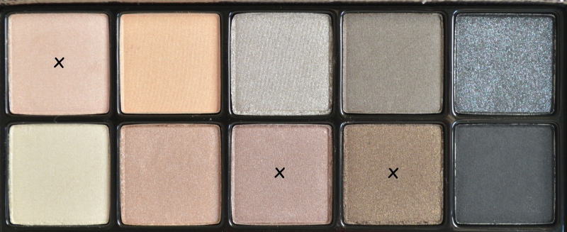 MAC Coupe D'Chic POTD Lidschatten