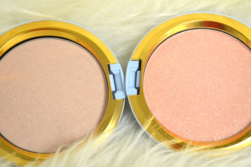 MAC Mystery Princess vs. MAC Coupe D'Chic Highlighter