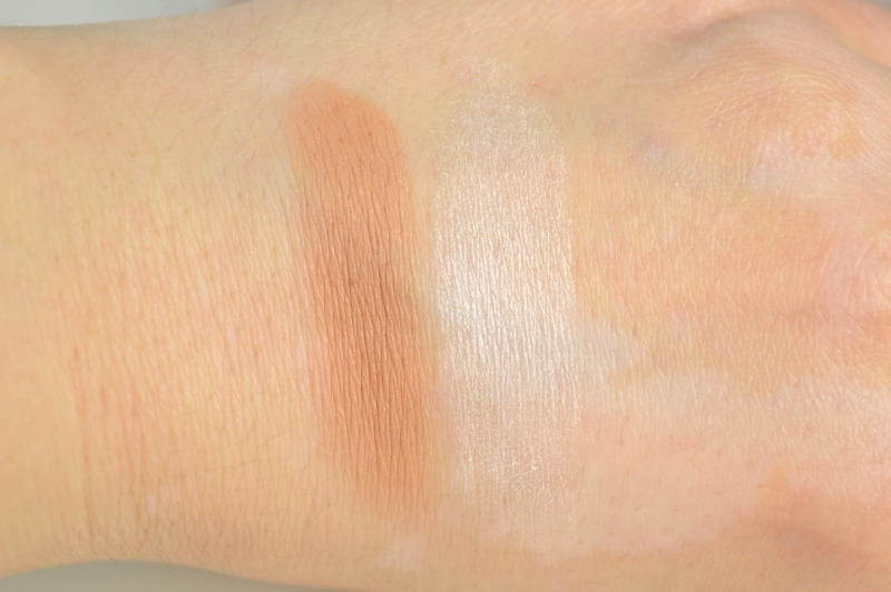 Catrice Matt Bronzer Brave Bronze Nomadic Traces Kaviar Gauche Powder Pearls Sweet Secret Swatches
