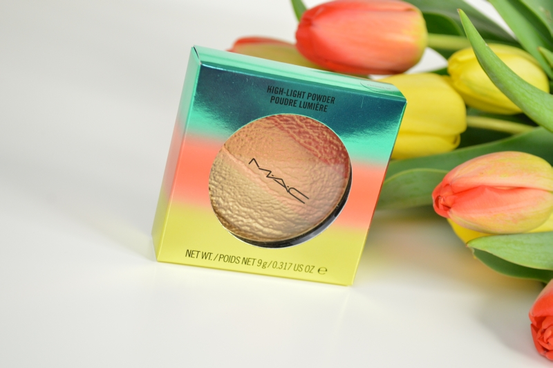 MAC Wash & Dry LE Highlighter Freshen Up