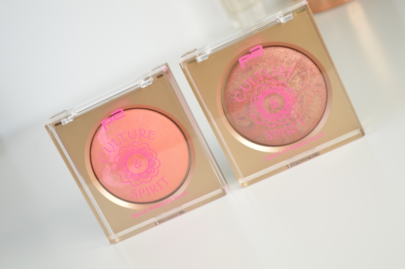 Review + Tragebilder: P2 Blushes Soulfulness und Harmony aus der Culture & Spirit LE