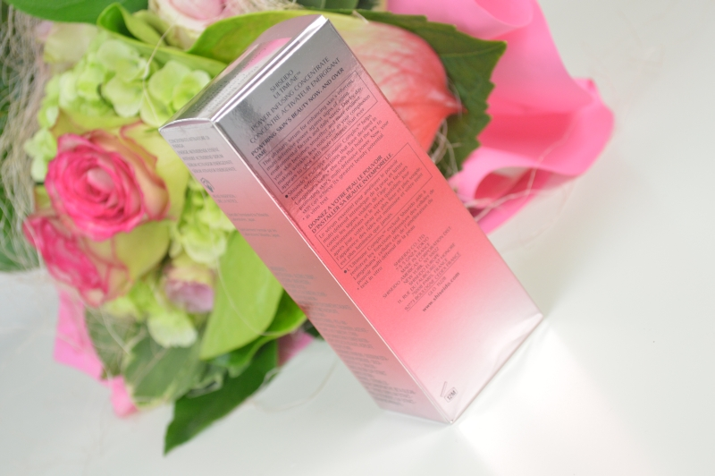 Shiseido ULTIMUNE Power Infusing Concentrate Mikalicious