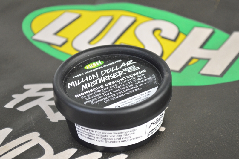 Review: Lush Million Dollar Moisturiser