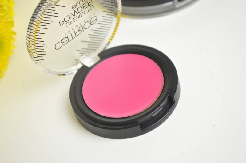 Catrice Cream to Powder Blush Pure Pink Sense of Simplicity LE Beauty Blog