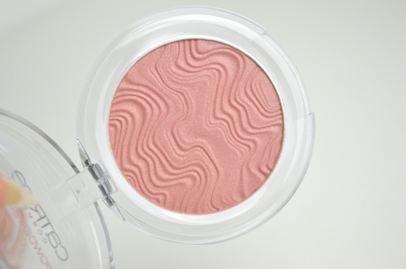 Catrice Powder Blush Lumination LE Flushed Fiction Review