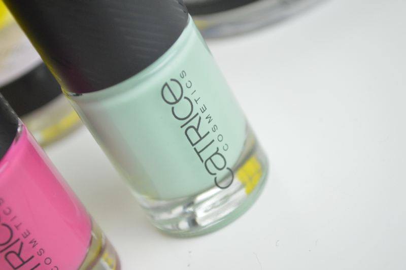 Catrice Sense of Simplicity LE Nagellack Minimalistic Mint