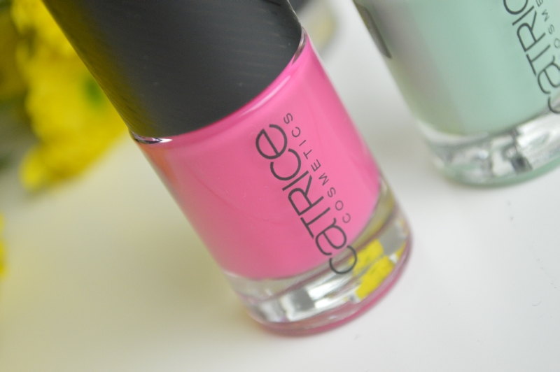 Catrice Sense of Simplicity LE Nagellack Pure Pink