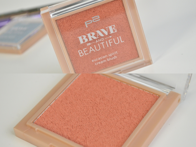 Shopping August 2015 P2 Brave and Beautiful LE Cream Blush Wild Rose