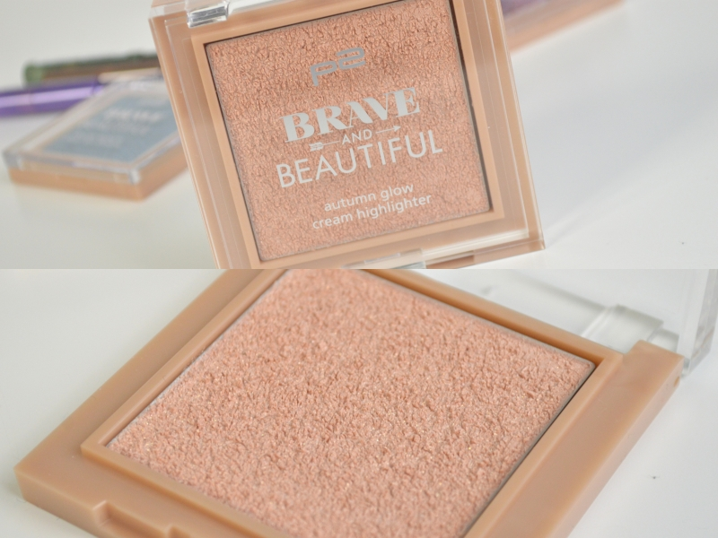 Shopping August 2015 P2 Brave and Beautiful LE Cream Highlighter Brilliant