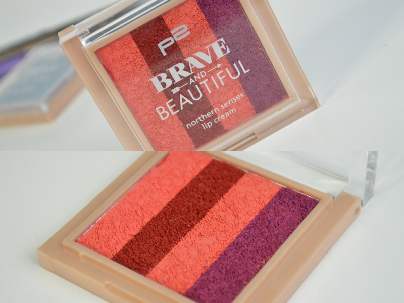 Shopping August 2015 P2 Brave and Beautiful LE Lip Cream Warm Breeze