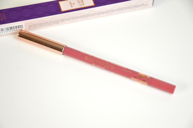 KIKO Intensely Lavish Lip Pencil in 01 Lusty Peony Beautyblog Review