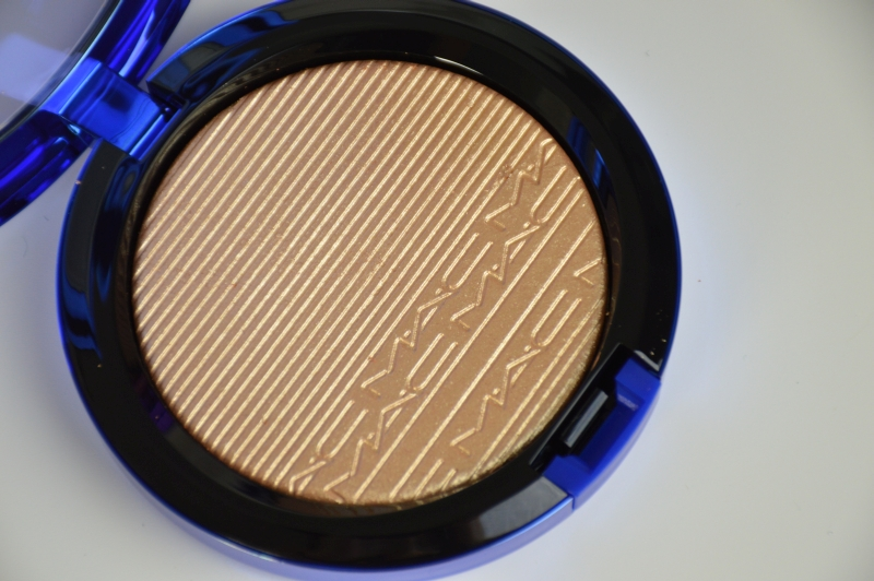 MAC Magic of the Night LE Extra Dimension Skinfinish Oh, Darling Mikalicious