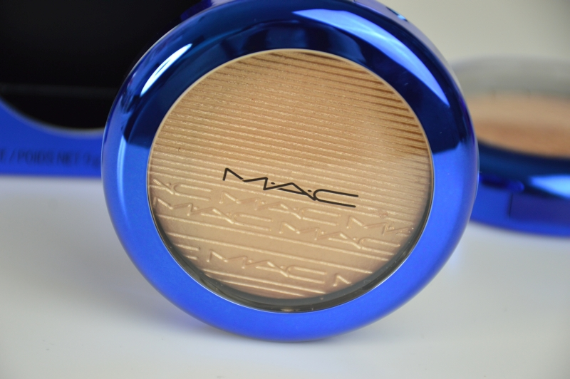 MAC Magic of the Night LE Extra Dimension Skinfinish Oh, Darling Review