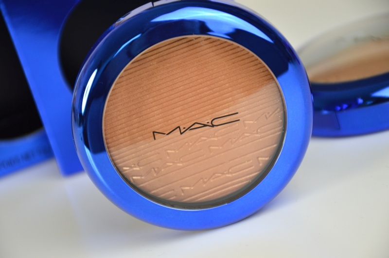 MAC Magic of the Night LE Extra Dimension Skinfinish Shaft of Gold  Review