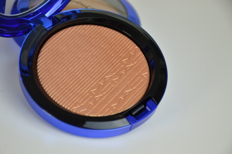 MAC Magic of the Night LE Extra Dimension Skinfinish Shaft of Gold  limitiert