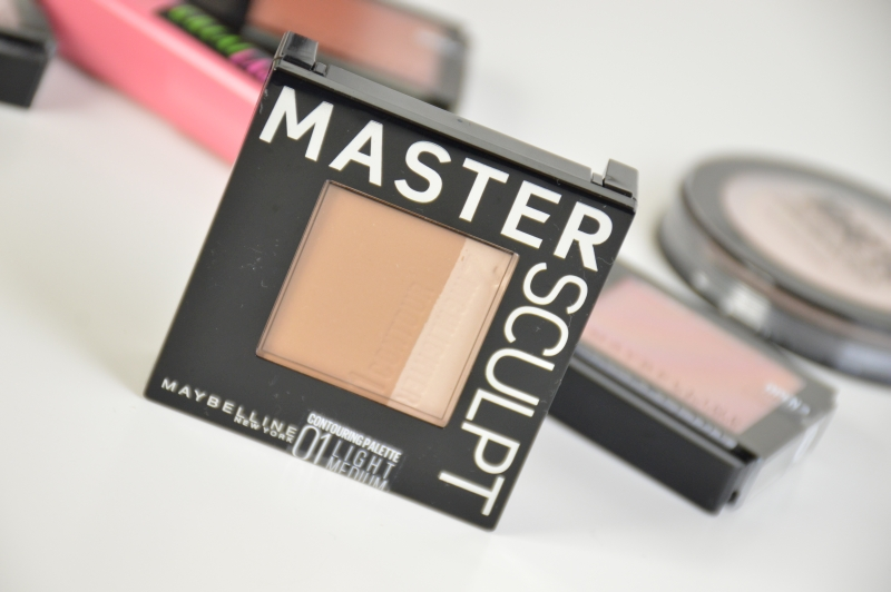 Maybelline Master Sculpt Contouring Palette in Light Medium