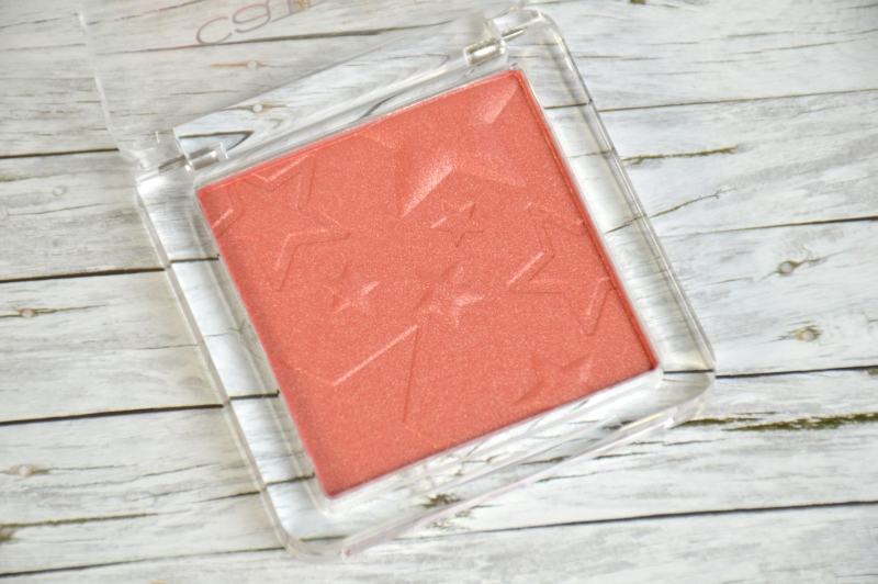 Catrice Treasure Trove LE Powder Blush Caviar and Champagne Review