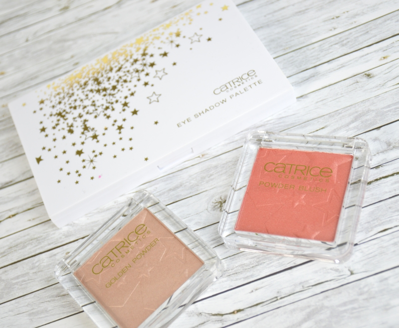 Review: Catrice Treasure Trove LE – Blush, Highlighter und Lidschattenpalette