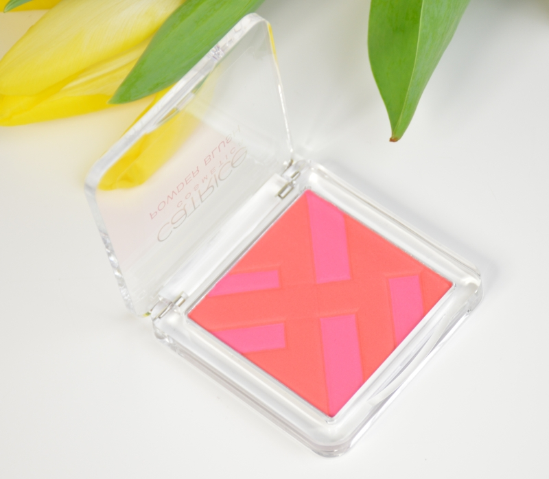 Catrice Blush Structured Shpes Graphic Grace LE Mikalicious Review