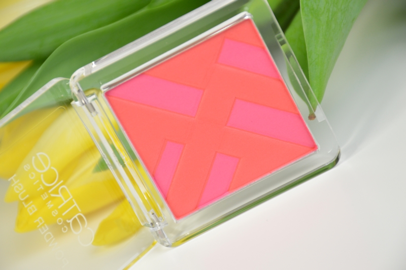 Catrice Blush Structured Shpes Graphic Grace LE Rouge Review