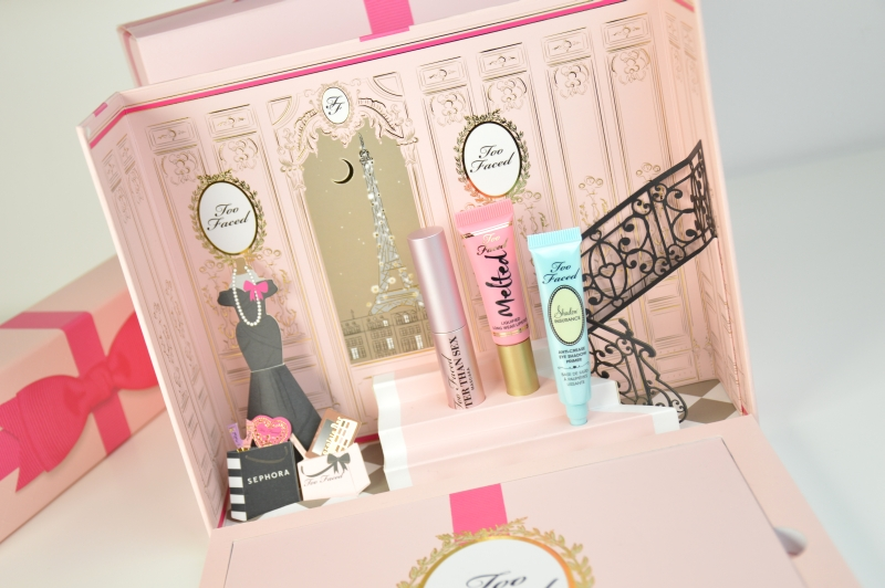 Review: Too Faced Le Grand Palais Palette Teil 1