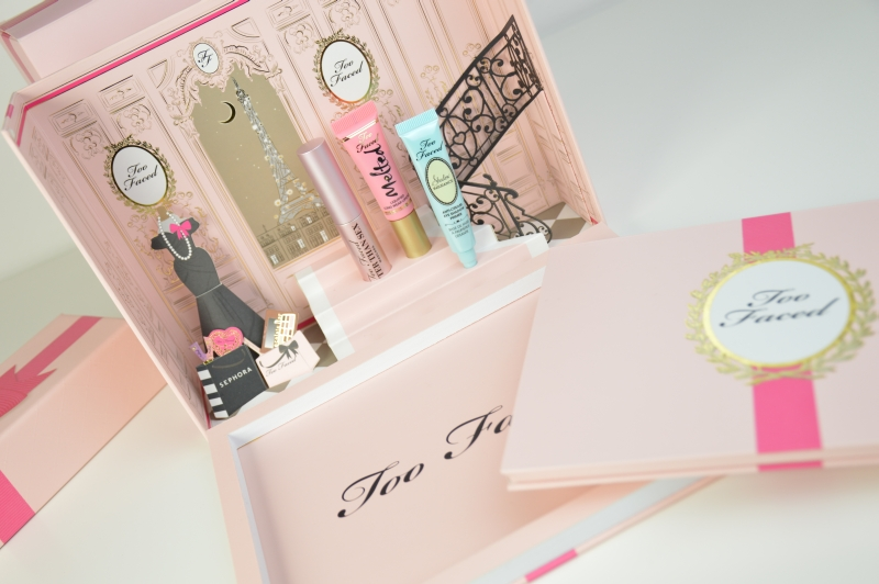 Review: Too Faced Le Grand Palais Palette Teil 2
