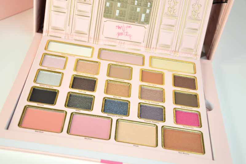 017 Too Faced Le Grand Palais Review