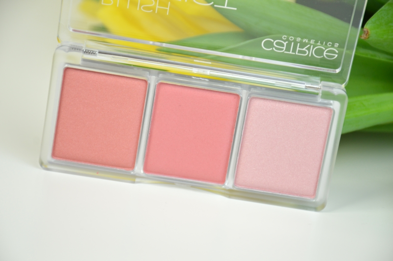 Catrice Blush Artist Shading Palette Rock'n'Rose Beauty