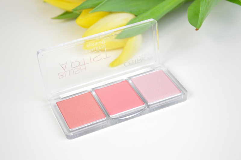 Catrice Blush Artist Shading Palette Rock'n'Rose Blog Blogger