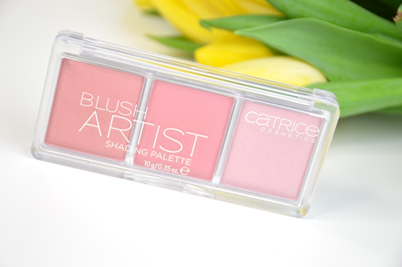 Catrice Blush Artist Shading Palette Rock'n'Rose