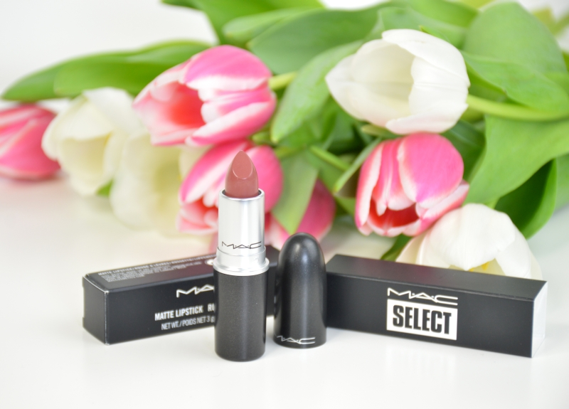 MAC Select Lippenstift So Select Review