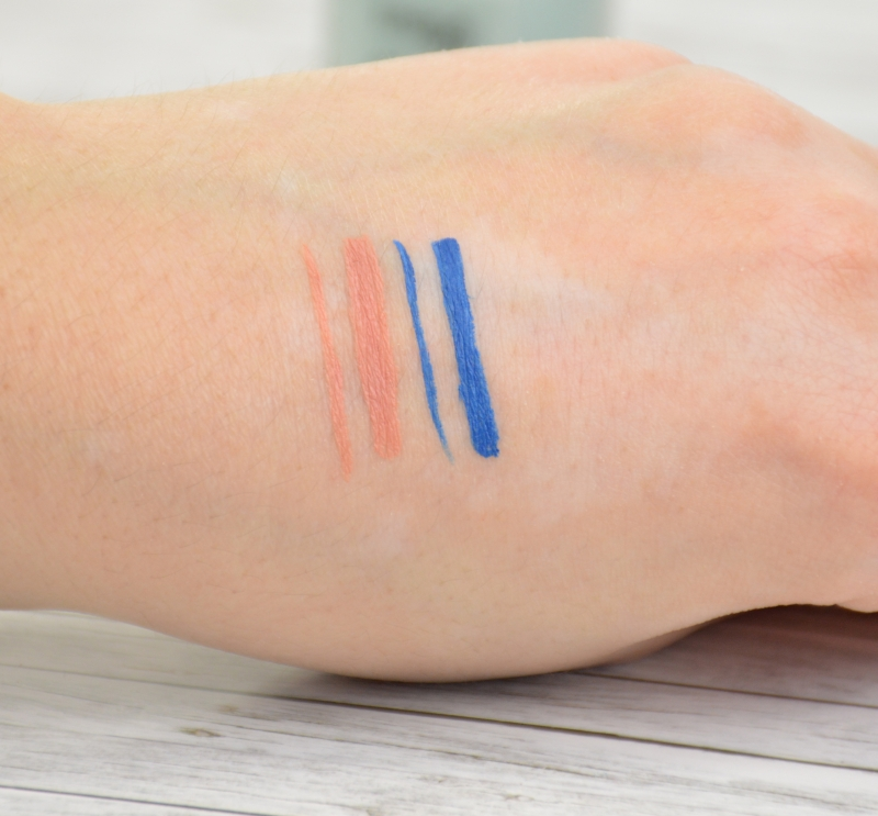 Trend It Up Touch of Vintage LE Eyeliner Swatches