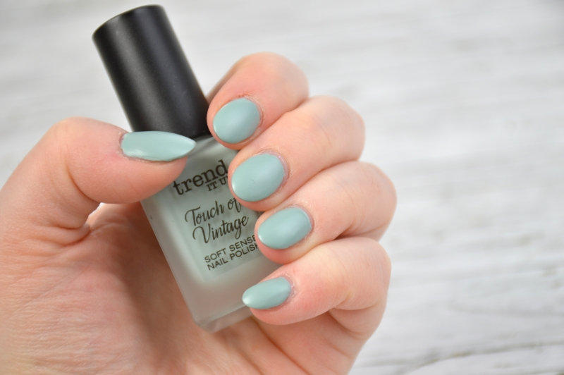 Trend It Up Touch of Vintage LE Nagellack 020 Review