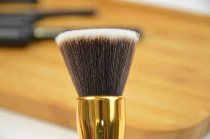 BH Cosmetics Sculpt & Blend 2 Pinselset Flat Top Buffing Brush 123