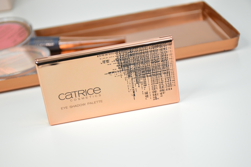 Catrice Eyeshadow Palette Injeanious Denim Divine LE