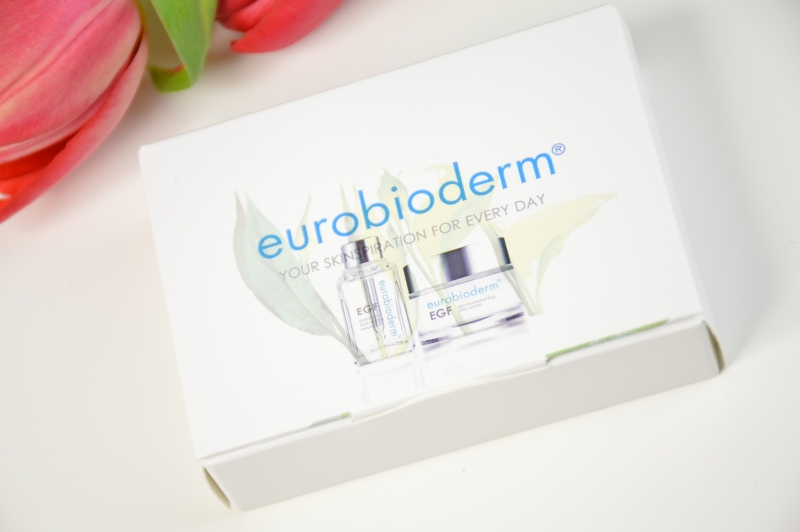 Eurobioderm Tagescreme Overnight Anti-Aging Serum EGF Review
