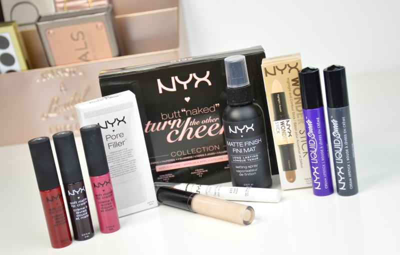 Shopping März 2016 NYX