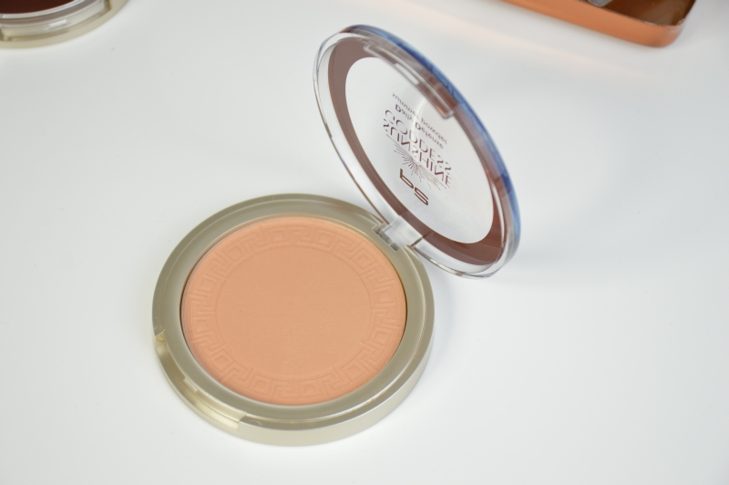 P2 Daily Defense Summer Powder Sun Tanned Sunshine Goddess LE Review