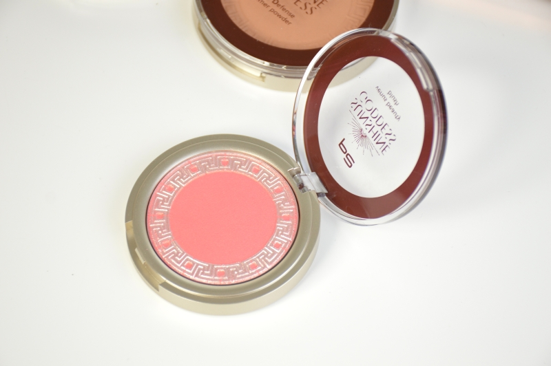 P2 Venus Beauty Blush Sensual Rose Sunshine Goddess LE Review