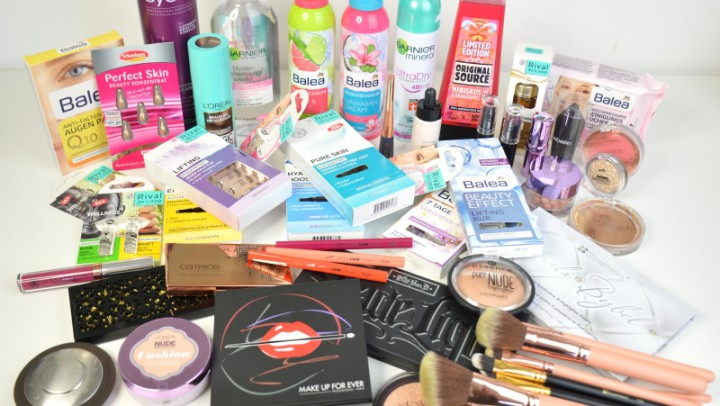 Shoppingliste April 2016
