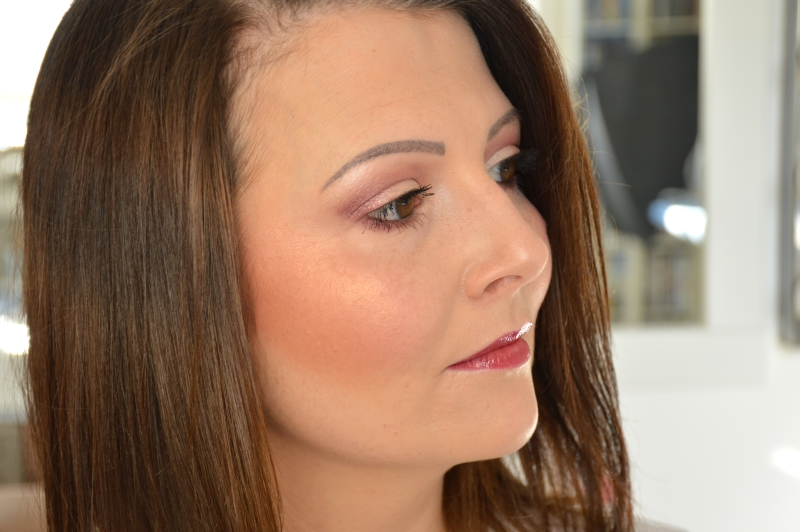 Tragebilder P2 Blush, Summer Powder & Lipgloss Opulent Copper Sunshine Goddess LE limitiert