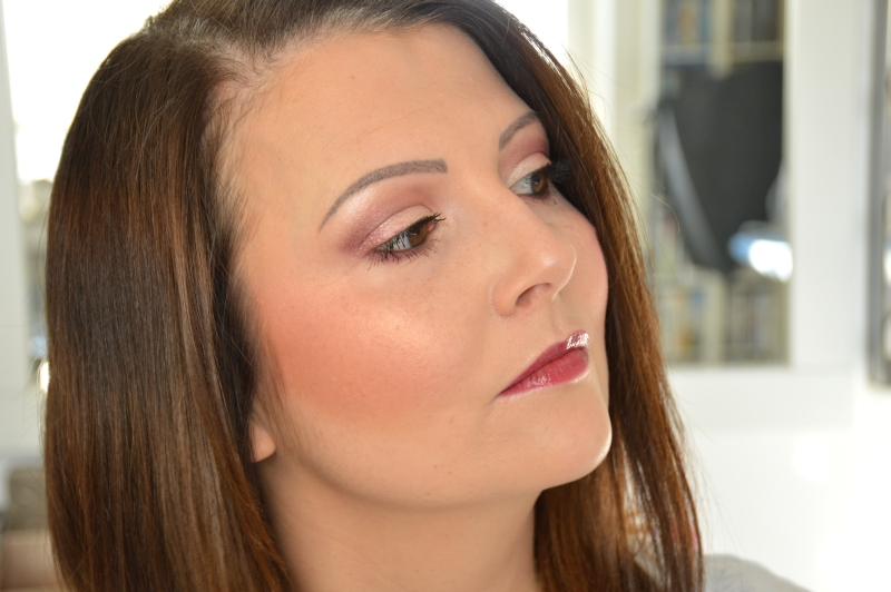 Tragebilder P2 Blush, Summer Powder & Lipgloss Opulent Copper Sunshine Goddess LE