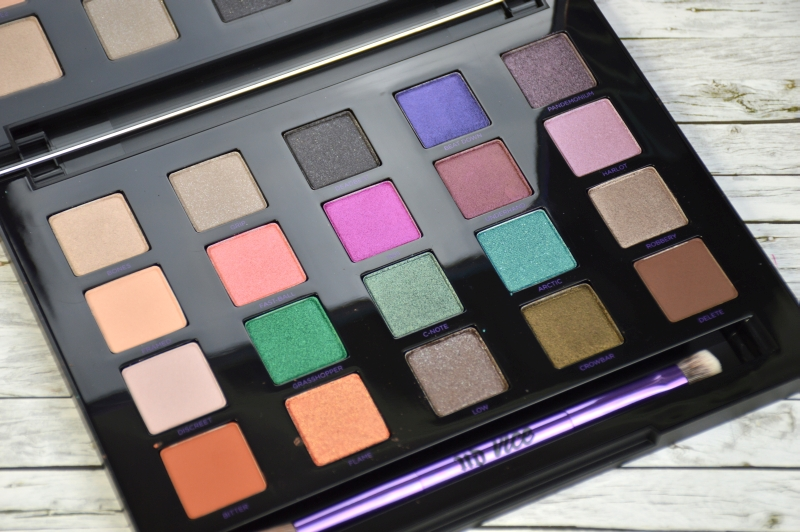 Urban Decay Vice 4 Beautyblog